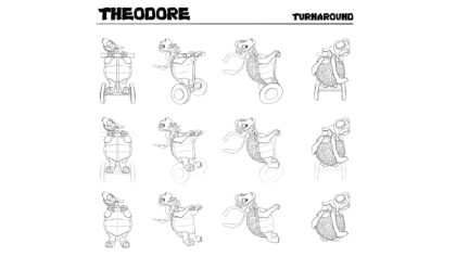 theodore – model sheet turnaround
