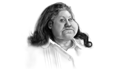 caricature (female)